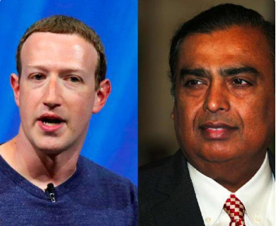 Reliance Industries & Facebook working on a multi-functional app