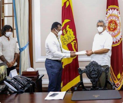 Sri Lanka Cricket donates LKR 25 million for coronavirus relief efforts