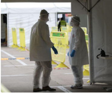 Israel opens nuclear bunker to deal with coronavirus crisis