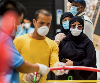 Qatar to fine up to ₹41 lakh for not wearing masks