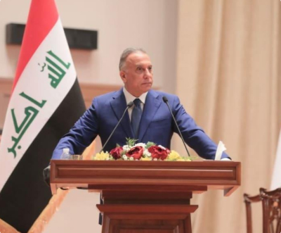 Former intelligence chief sworn-in as Iraq PM