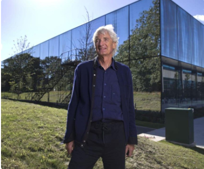 James Dyson tops UK's rich list with £16.2bn