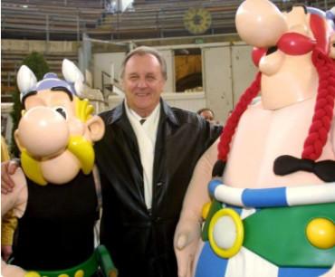 Asterix comics co-creator Albert Uderzo passes away