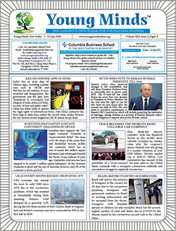 Young Minds, Volume-XIII, Issue-2