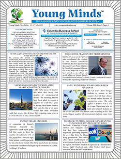 Young Minds, Volume-XIII, Issue-3