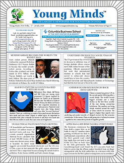 Young Minds, Volume-XIII, Issue-4