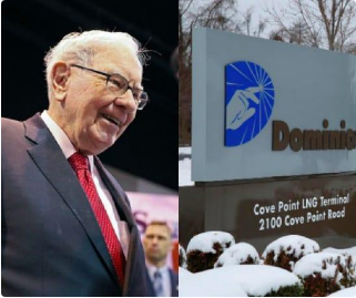 Warren Buffett's Berkshire buys Dominion Energy's assets in $10 bn deal