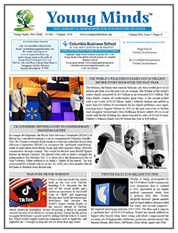 Young Minds, Volume-XIII, Issue-7