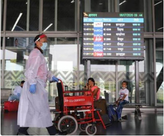 Delhi airport to get COVID-19 testing facility for int'l passengers