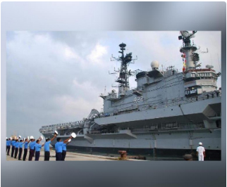 INS Viraat, India's longest-serving warship, to be dismantled in Gujarat