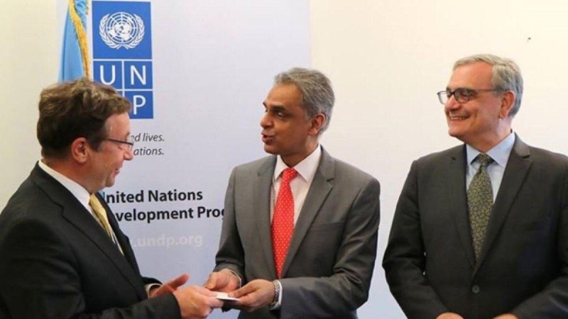 India contributes over $15 million to India-UN Development Partnership Fund