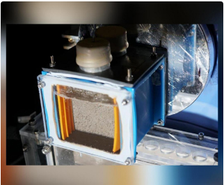 Wireless device makes clean fuel