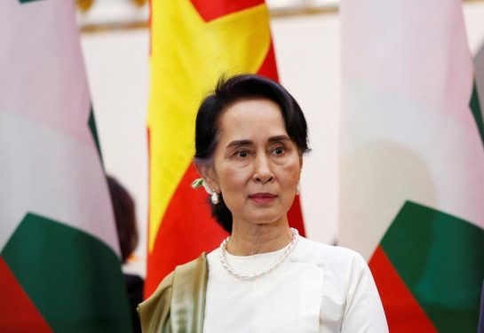 Aung San Suu Kyi confirms contesting for the second term