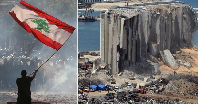 Lebanon's entire govt resigns over Beirut explosion