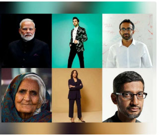 Indians on TIME's 100 Most Influential People list