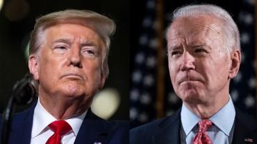 Who is ahead – Trump or Biden?