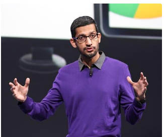 Google CEO Pichai's wealth increased by 79% in a year to 5,900cr