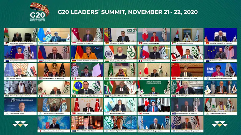 India to host G20 summit in 2023