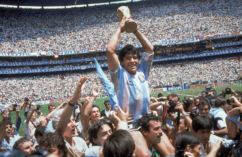 Football legend Diego Maradona passes away