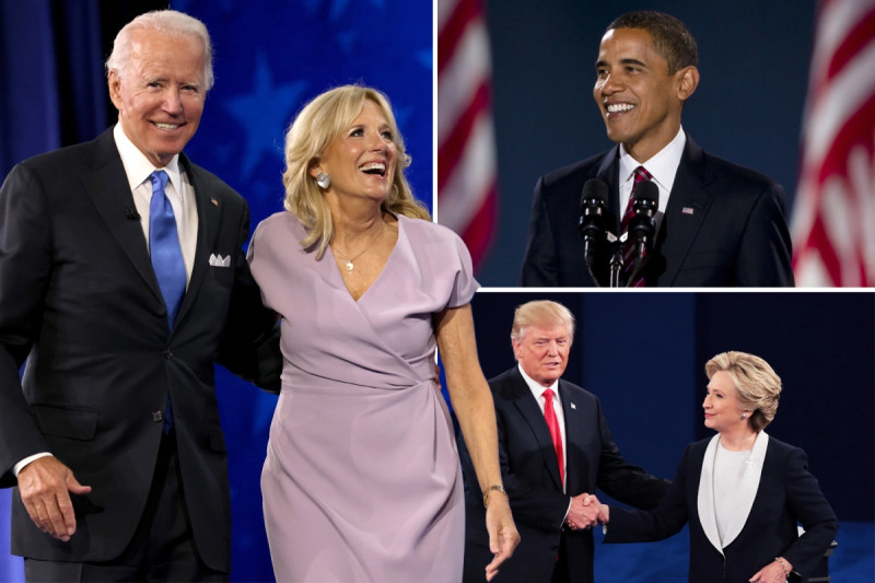 Biden breaks Obama's record for most votes for any US presidential candidate