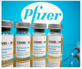 Pfizer's COVID-19 vaccine approved for use in EU's 27 countries