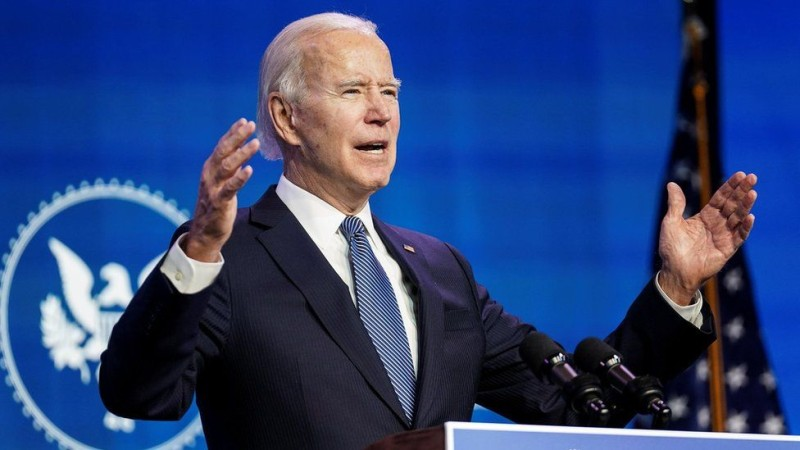 Joe Biden becomes the 46th President of the United States