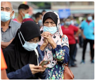 State of emergency declared across Malaysia to contain COVID-19 spread