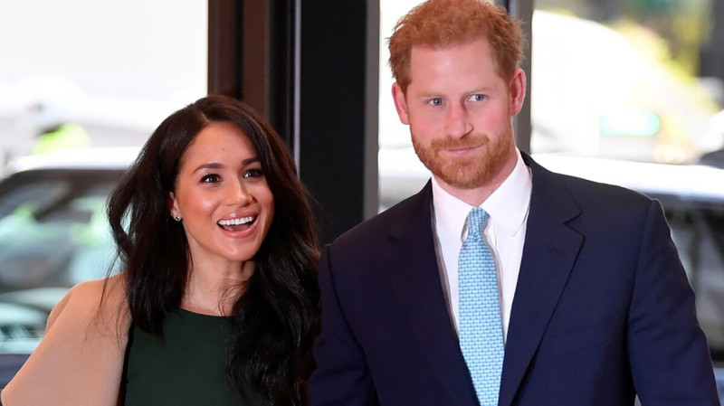 Prince Harry & Meghan Markle stripped of honorary titles