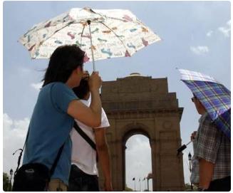 Delhi records warmest February in 15 years