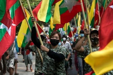 Military coup likely to damage Myanmar's economy