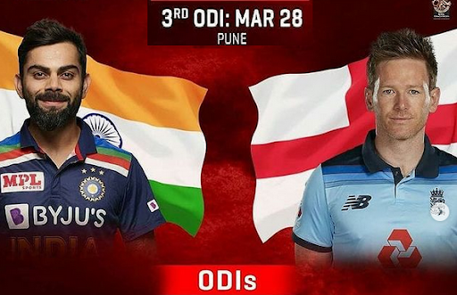 India-Eng ODI series to be held without fans in Pune