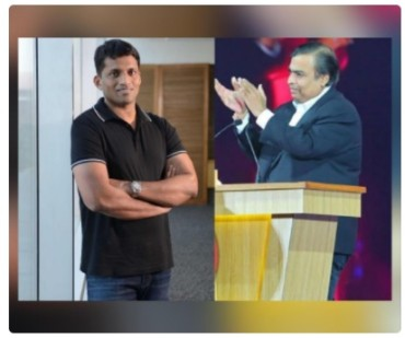 BYJU'S & Jio Platforms in TIME's first-ever list of 100 Most Influential Companies