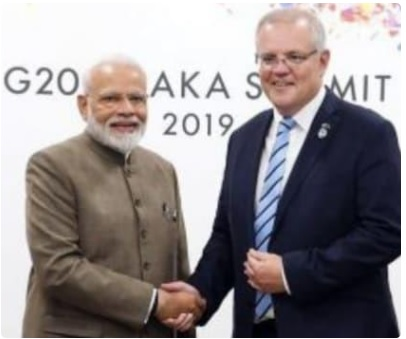 Australia to send 500 ventilators, 1M surgical masks & other supplies to India