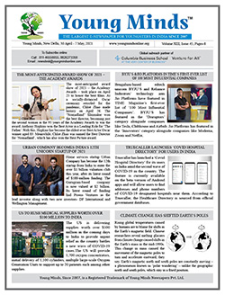 Young Minds, Volume-XIII, Issue-45
