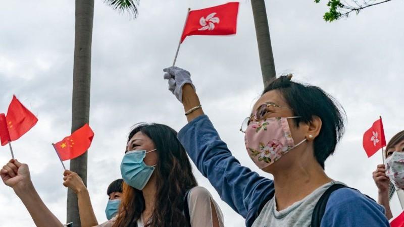 China limits parliament to patriots