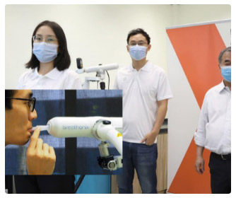 Singapore provisionally approves 60-second COVID-19 breath test