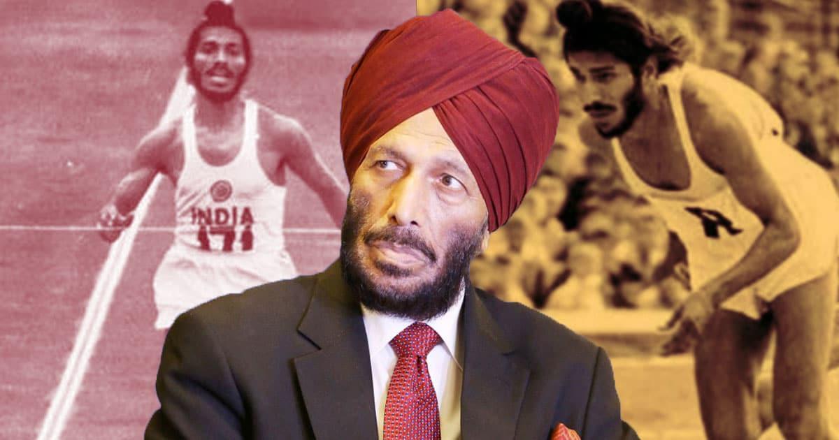 Remembering 'The Flying Sikh' Milkha Singh