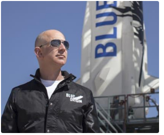 World's richest person Jeff Bezos to travel to space on July 20