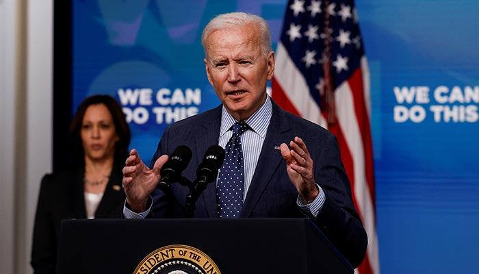 Joe Biden announces plan to distribute 25 million vaccines globally