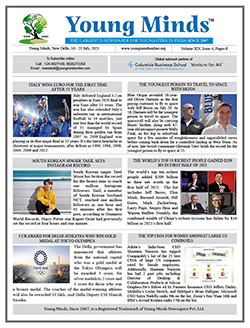 Young Minds, Volume-XIV, Issue-4