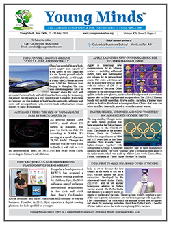 Young Minds, Volume-XIV, Issue-5