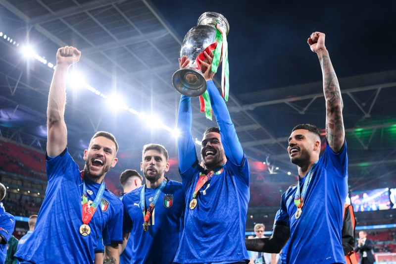 Italy wins Euro for the first time after 53 years