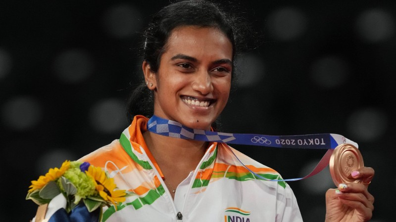 First Indian woman to win 2 Olympic medals
