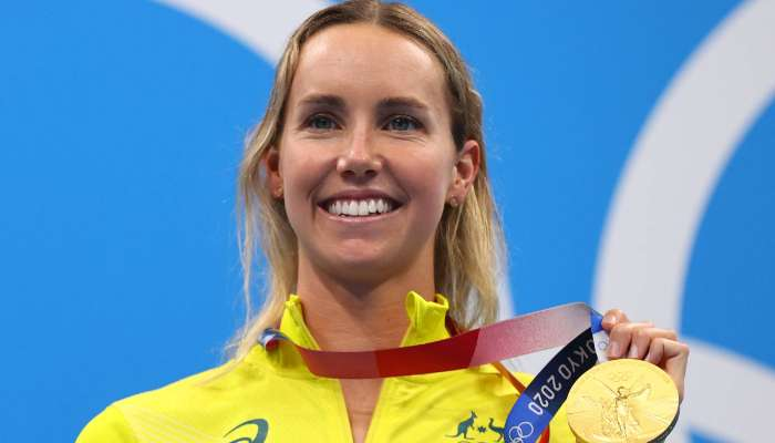 Australian swimmer Emma has won more medals than 186 countries at Tokyo Olympics so far