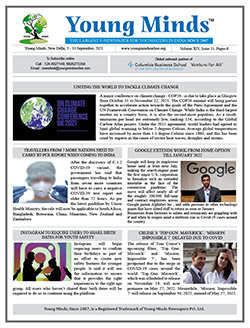Young Minds, Volume-XIV, Issue-11