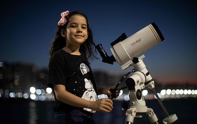 Meet the world's youngest astronomer!