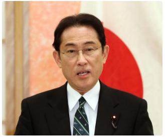 Fumio Kishida set to become Japan's next Prime Minister